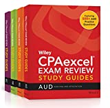 Wiley CPAexcel Exam Review January 2017 Study Guide: Complete Set (Wiley CPA Exam Review)