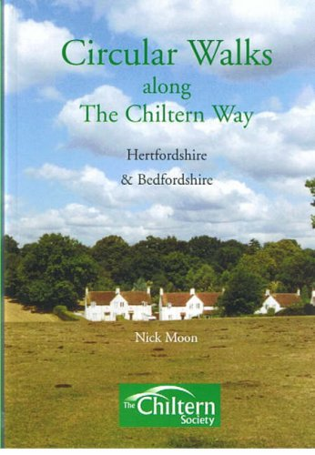 Circular Walks Along the Chiltern Way: Hertfordshire and Bedfordshire v. 2