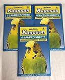 Kagesan Blue BIRD CAGE SAND PAPE...