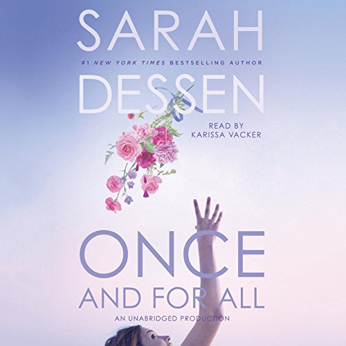 Once and for All audiobook cover art
