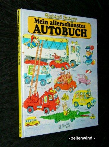 Mein allerschönstes Autobuch