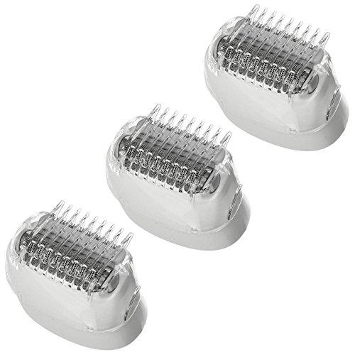 Spares2go scheermes kop voor Braun Silk-Epil 5 7 serie Epilator (Pak van 3)