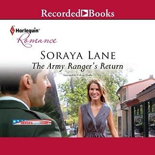 The Army Ranger's Return audiobook cover art