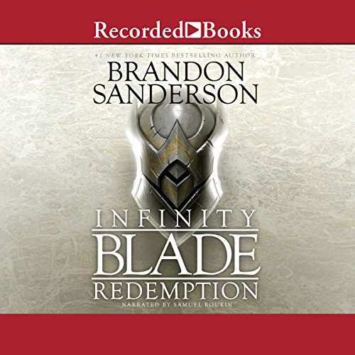 Infinity Blade audiobook cover art