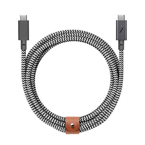 Native Union Cable Belt Tipo-C Pro USB-C a USB-C - 2,4 m Cab