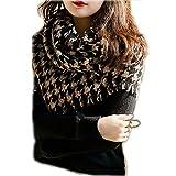 翎 最高級 カシミヤ 100% マフラー チェック レディース スカーフ 暖かい ストール ギフト 秋冬 プレゼント
