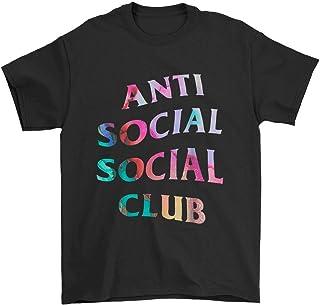b144c4095153 GuuBuu Anti-Social - Social Club - T-Shirt Black