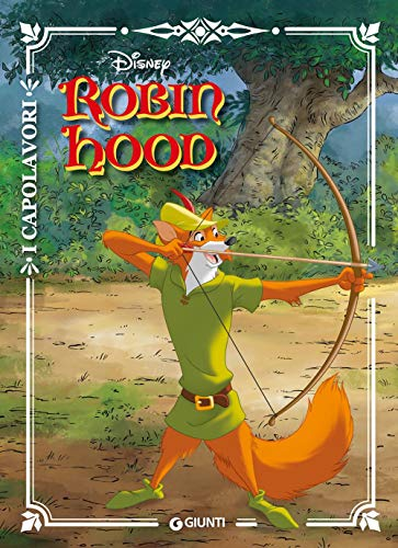 Robin Hood. Ediz. a colori