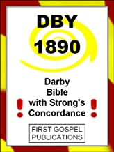 DBY 1890 Darby Bible with Strong's Concordance