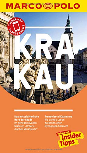 MARCO POLO Reiseführer Krakau: Reisen mit Insider-Tipps. Inkl. kostenloser Touren-App und Events&News