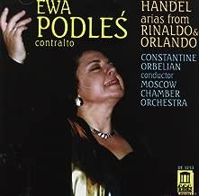 Ewa Podles - Handel Arias from Rinaldo & Orlando