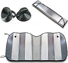 PSA Aluminium Foil Foldable Car Sunshades for Front/Rear Windshield