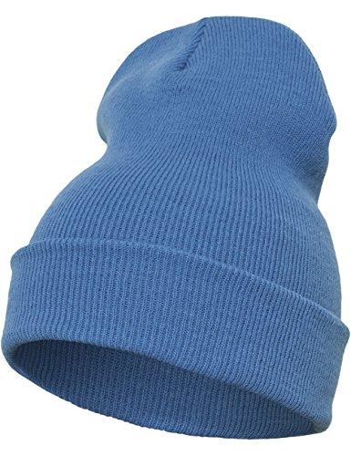 Flexfit Mütze Heavyweight Long Beanie, CL blue, one size, 1501KC-00583-0050
