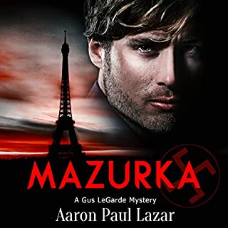 Mazurka audiobook cover art