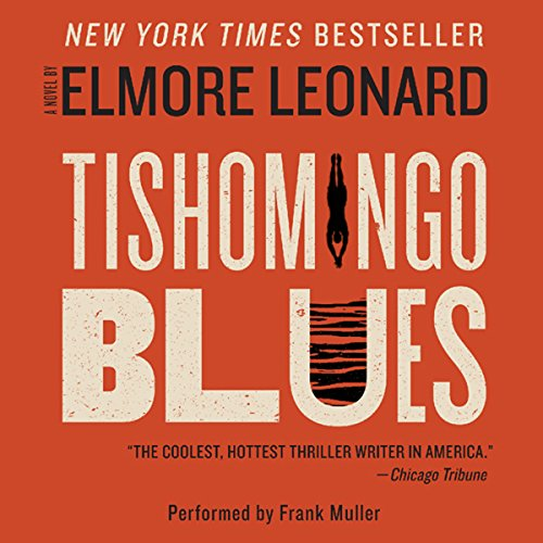 Tishomingo Blues audiobook cover art
