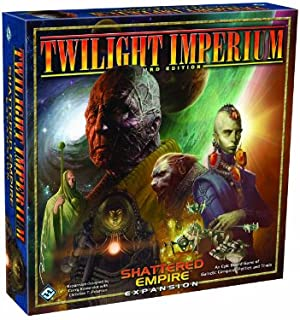 Twilight Imperium: Shattered Empire Board Game