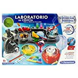 Clementoni Laboratorio de Ciencia Juego Educativo, Multicolor (552429)