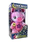 Ontel Star Belly Dream Lites, Stuffed Animal Night Light,Pink and Purple Unicorn