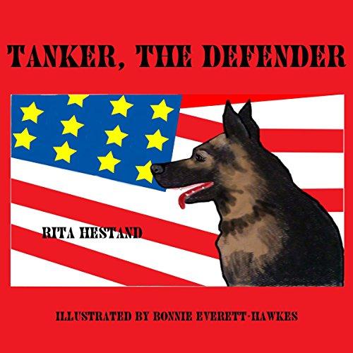 Tanker the Defender cover art