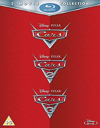 Cars: 1-3 [Blu-ray]