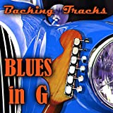Blues Guitar Backing Tracks in G