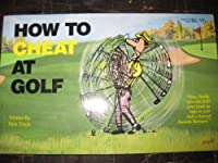 Booklegger How To Cheat at Golf Book