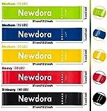 Zoom IMG-2 newdora elastici fitness bande elastico