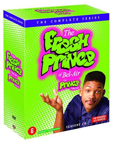 Coffret intégrale le prince de bel-air, saisons 1 à 6
