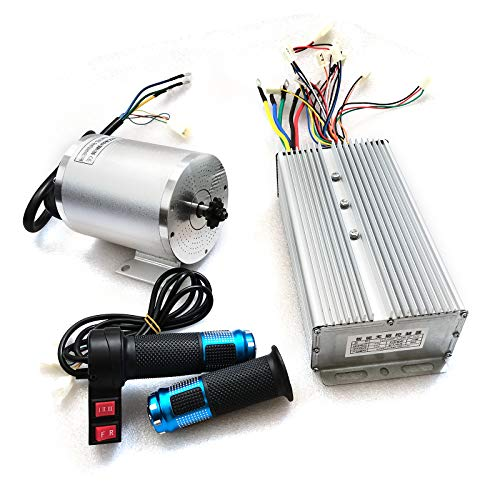 Aohuada 3000 W 72 V BLDC Kit de motor con control sin...