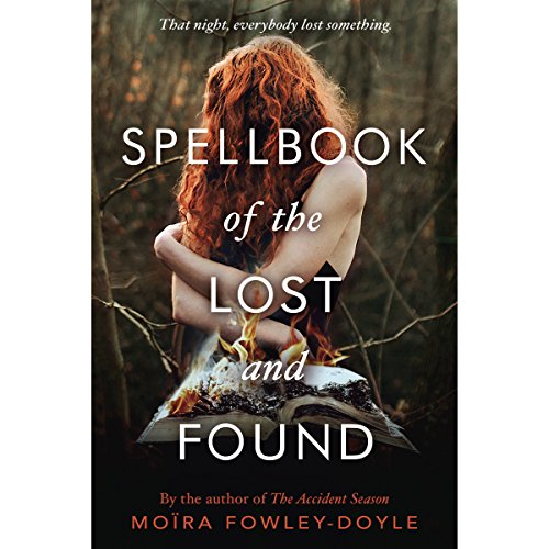 Spellbook of the Lost and Found audiobook cover art