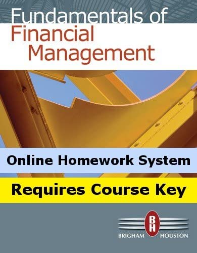 CengageNOW Max 77% OFF for Our shop most popular Brigham Houston's Manag Fundamentals Financial of