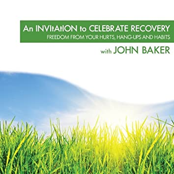 An Invitation To Celebrate Recovery