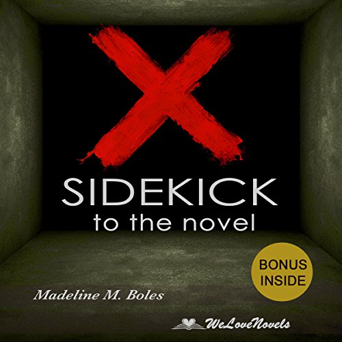 X: A Sidekick to the Sue Grafton Novel audiobook cover art