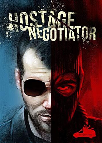 Van Ryder Games Hostage Negotiator, Kartenspiel (evtl. Nicht in Deutscher Sprache)