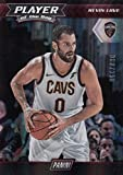 2017-18 Panini Player Of The Day #9 Kevin Love #9 NM Near Mint 60/150