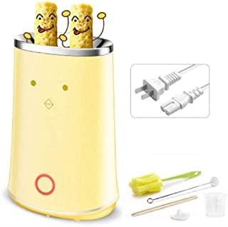 MLLZX Egg Roll Cup - Egg Sausage Machine Egg Egg Machine Automatic Omelette Breakfast Machine Electric Vertical Egg Cooker...