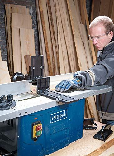 Scheppach Fräsmaschine HF50 – 230 V 50 Hz 1500 W, 1 Stück, 4902105901 - 2
