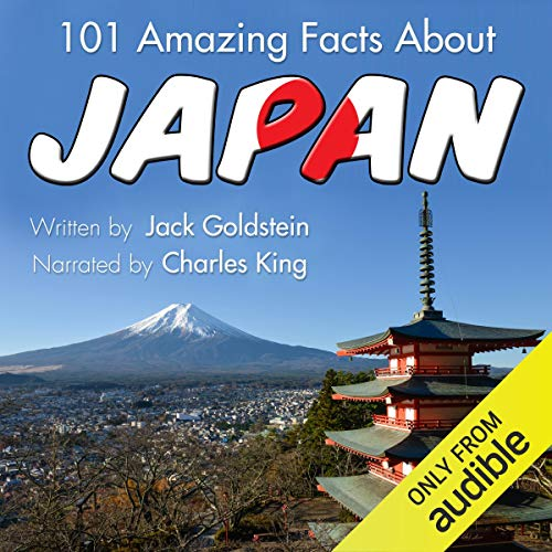 101 Amazing Facts About Japan audiobook cover art