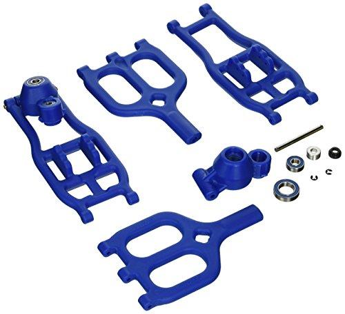 RPM T/E-Maxx True Track Rear A-Arm Conversion, Blue
