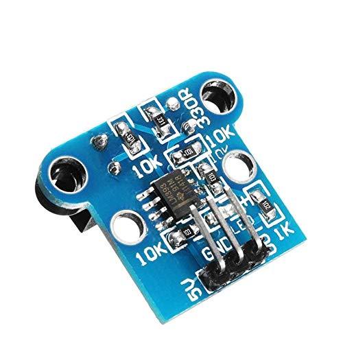 FYYONG 3st H206 Foto Counter Räknar Sensor Module Motor hastighet Board Robot hastighetskod 6MM spårbredd Module tillbehör