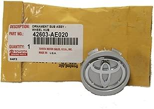 TOYOTA 42603-AE020 Ornament SUB-Assy, W