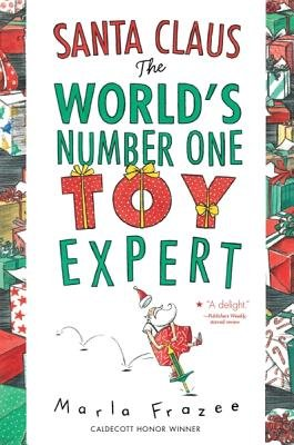 Santa Claus( The World's Number One Toy Expert)[SANTA CLAUS THE WORLDS NUMBER][Paperback]