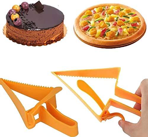 Adjustable Triangle Cake Divider, New Cake Pie Sheet Guide Cutter Server Bread Slice Kitchen Gadget, Cake Pie Slicer, Kitchen Gadget Baking Pastry Kitchen Tools