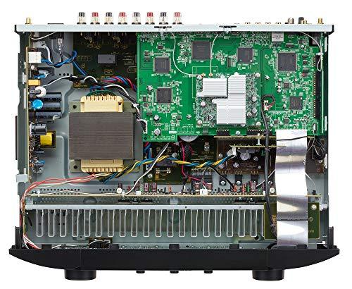マランツMarantzNR1200ネットワークレシーバー、HDMIセレクター搭載のHi-FiステレオアンプNR1200/FN
