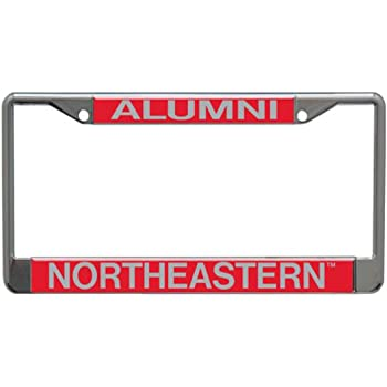 WinCraft University of Pittsburgh Pitt Panthers Premium License Plate Frame metal with inlaid acrylic