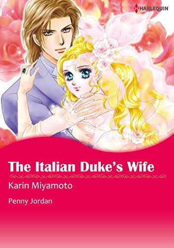 The Italian Duke's Wife: Harlequin comics (English Edition)