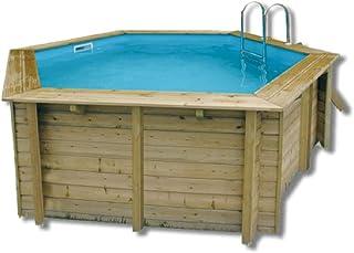 Amazon.es: piscinas desmontables madera: Jardín