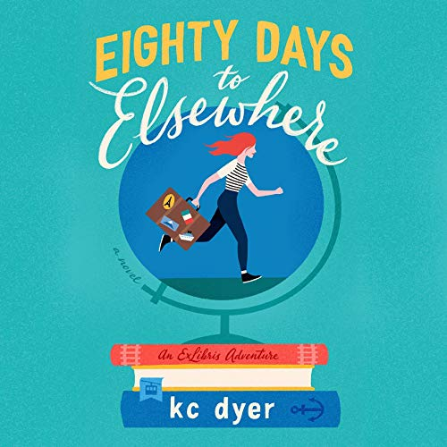 Eighty Days to Elsewhere cover art