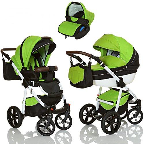 LCP Kids 3in1 Kombi Kinderwagen