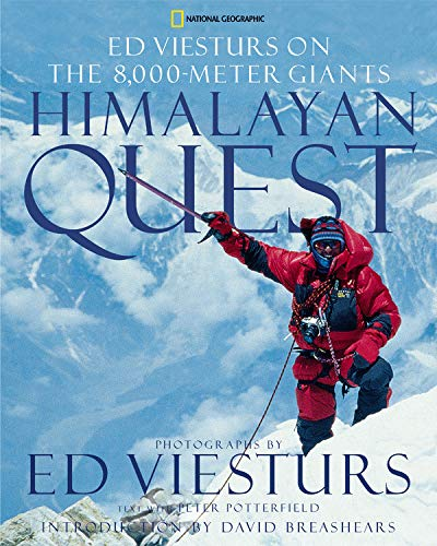 Image OfHimalayan Quest: Ed Viesturs On The 8,000-Meter Giants